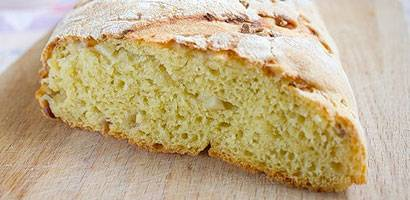 Венесуэльский кукурузный хлеб