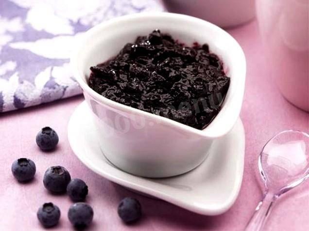 Черника с сахаром без варки на зиму - вкуснейшее витаминное лакомство для всей семьи!