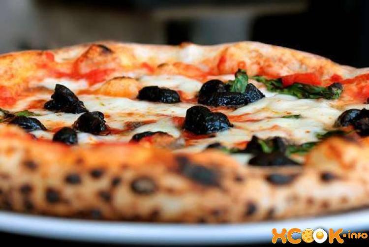 Итальянское тесто для пиццы: секреты приготовления. бездрожжевая основа для пиццы
