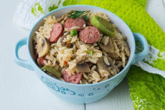 Рис с куриной грудкой и изюмом в мультиварке - рецепт для мультиварки - patee. рецепты