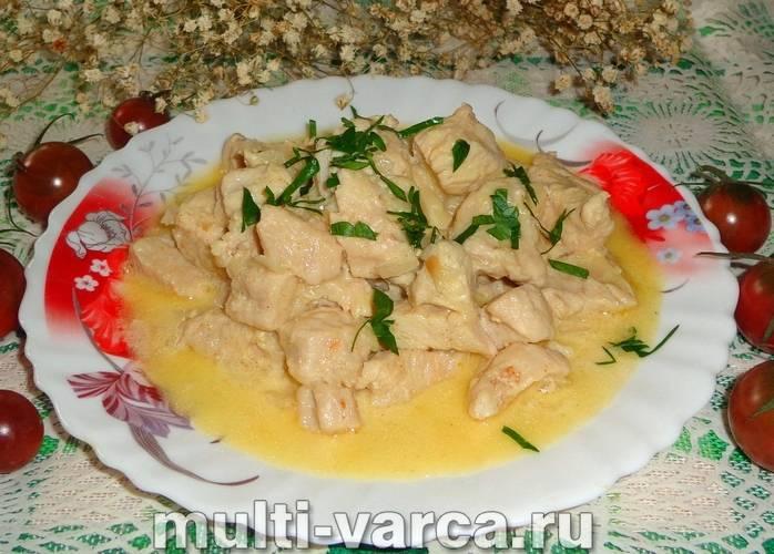 Тонкости и секреты приготовления индейки в сметанном соусе