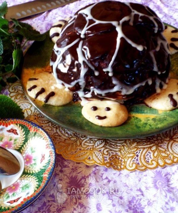 Кремы для торта черепаха рецепты с фото