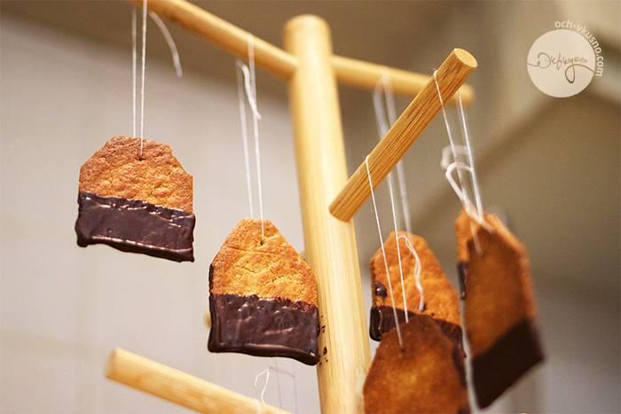 Хлебцы с кэробом - вместо печенья