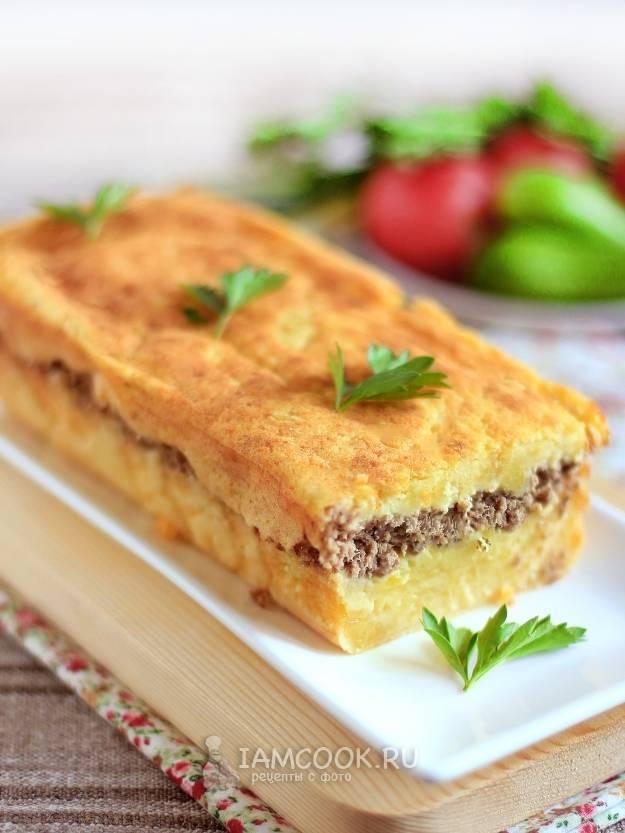 Такая разная и вкусная картофельная запеканка без сыра