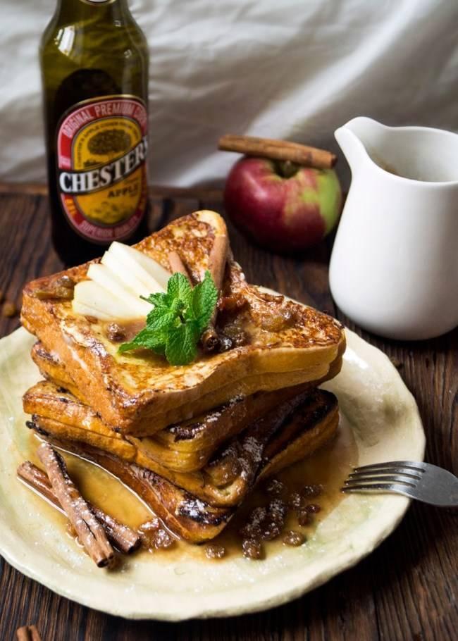 15 рецептов аппетитных тостов на завтрак