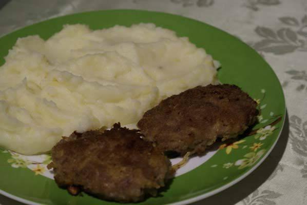 Правильная технология приготовления картофельного пюре