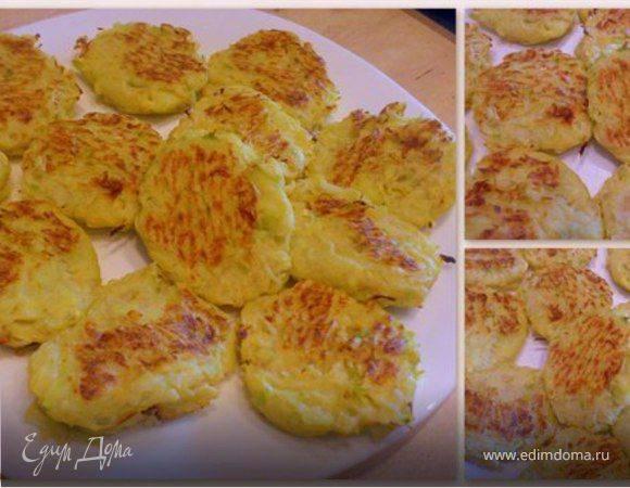 Драники из кабачков: рецепты с фото