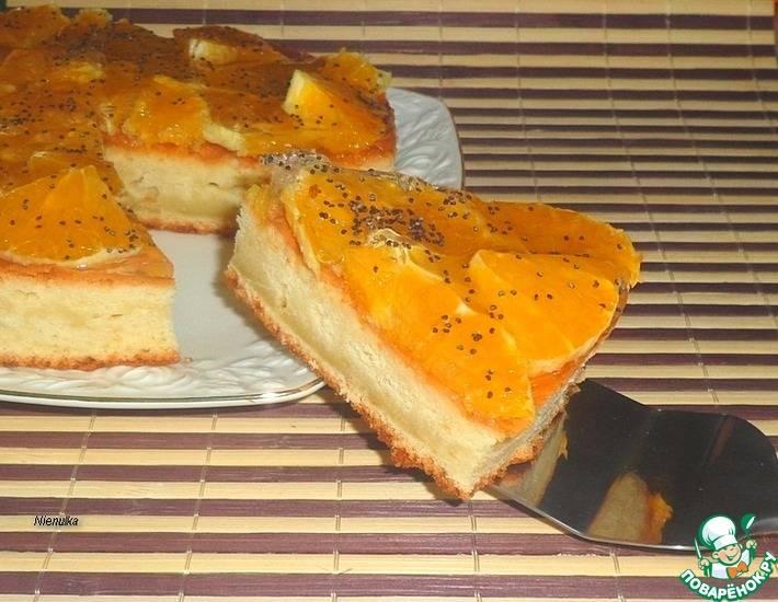 Простой французский бисквит