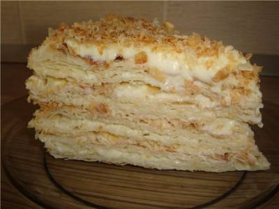 Пирожное «наполеон» - оригинальные версии приготовления и подачи вкуснейшего десерта