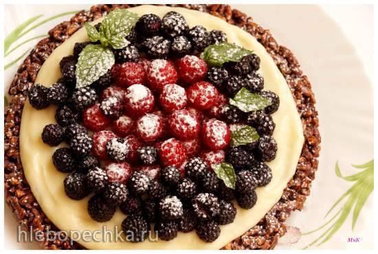 Фруктовые десерты - рецепты