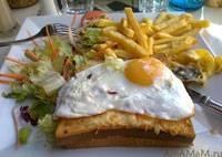 Крок-месье и крок-мадам — готовим горячие сэндвичи по-французски