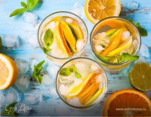 Рецепты напитков из ягод: вместо компота для жарких дней