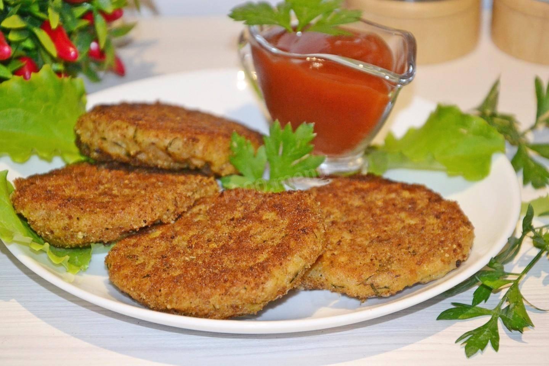 Картофельные зразы с сардинами