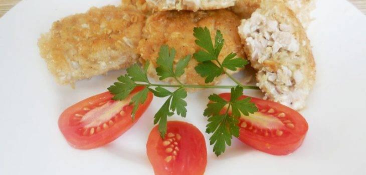 Котлеты куриные с овсяными хлопьями: особенности приготовления, рецепты и отзывы