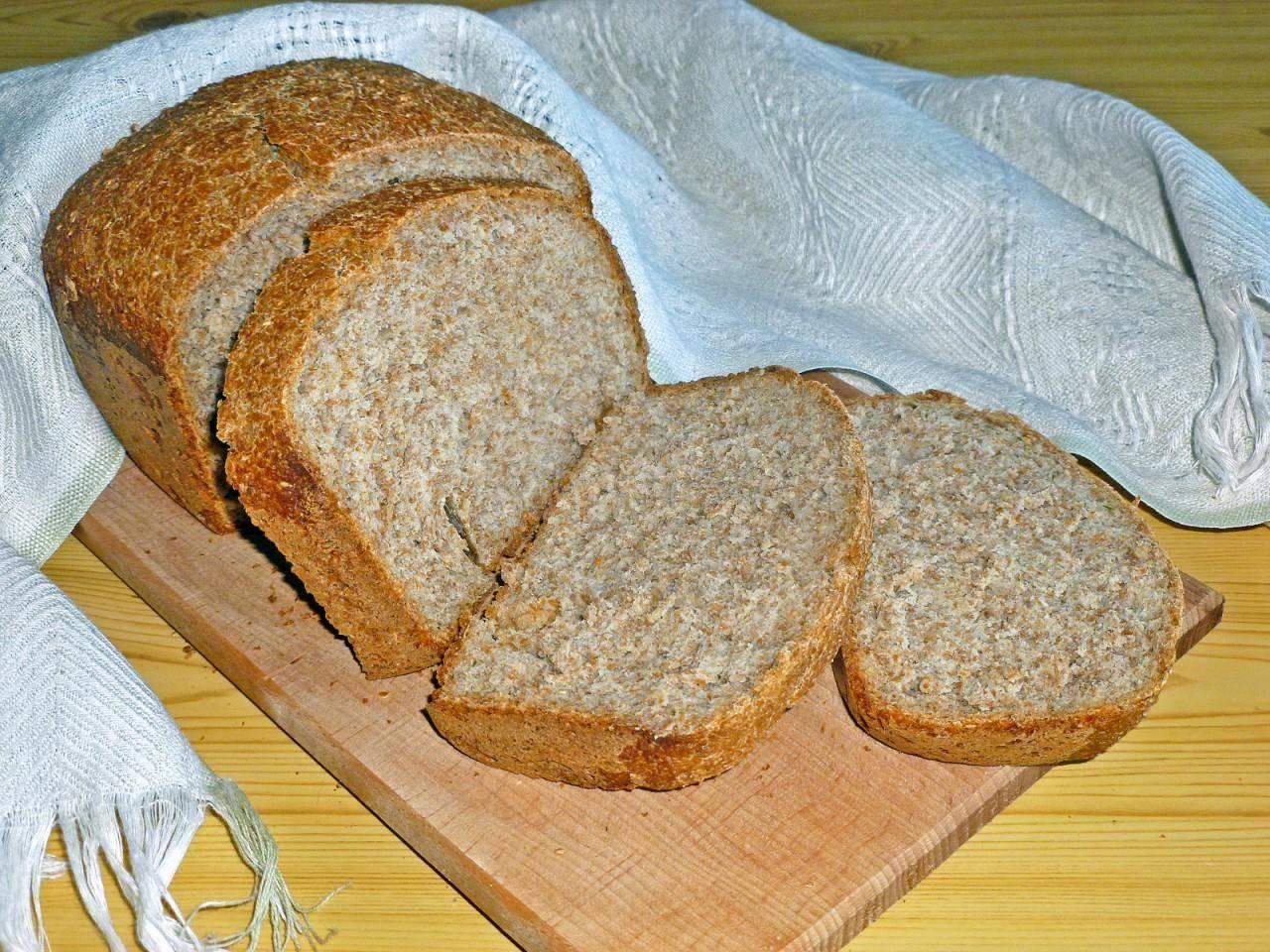 Хлеб отрубной. рецепты от сибмам с фото - хлеб