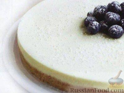 Крем-суфле с желатином, он же творожный чизкейк без выпечки в разных интерпретациях