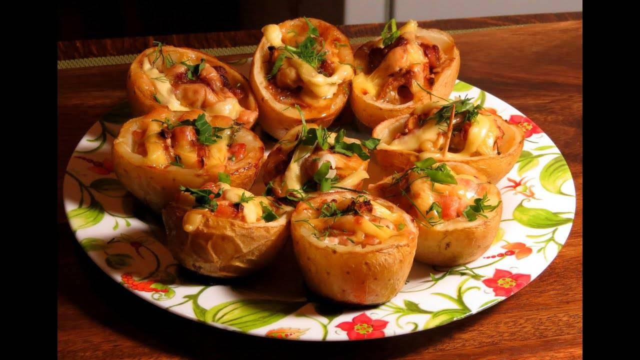 Закуски с беконом: пошаговый рецепт с фото
