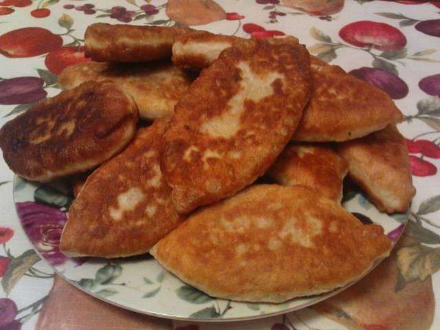 Постные пирожки - 18 домашних вкусных рецептов приготовления