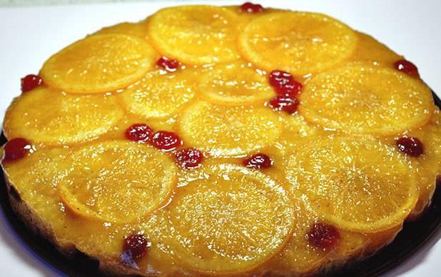 Яркие и ароматные пироги с апельсиновой начинкой к чаю