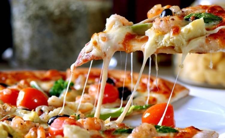Пицца за 30 минут: рецепт и фото