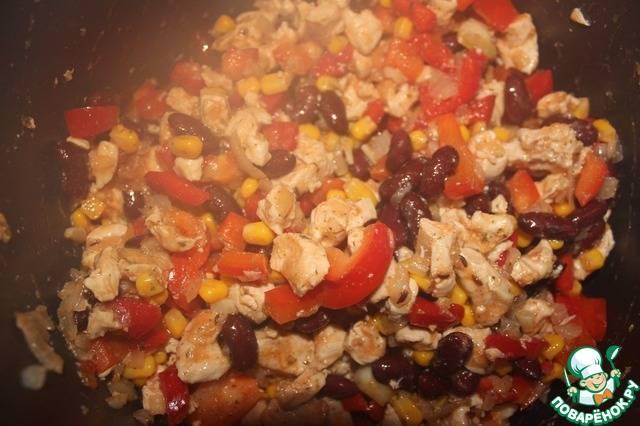 Бурито рецепт с курицей в лаваше