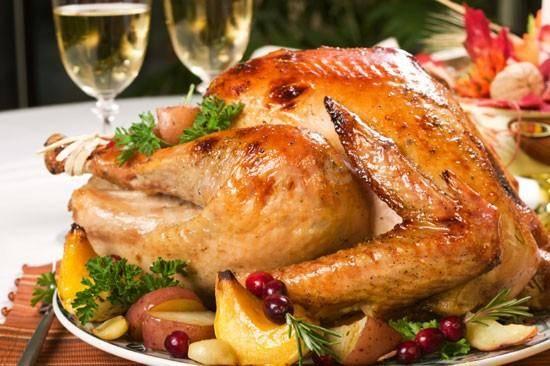Индейка, запеченная в фольге: 10 рецептов к празднику
