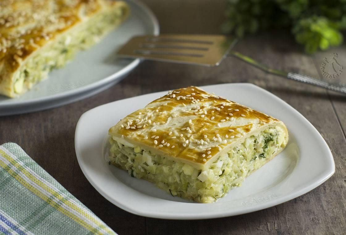Пирожки с капустой как у бабушки - выпечка со вкусом детства