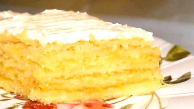 Лимонный пирог: 9 вкуснейших рецептов в домашних условиях
