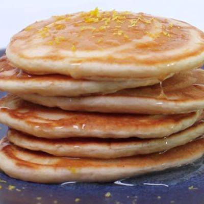 Панкейки - buttermilk pancakes | cookingtime.ru