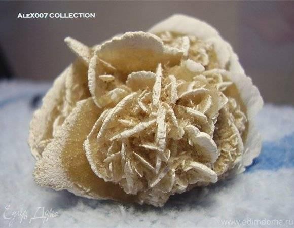 Печенье «розы пустыни»