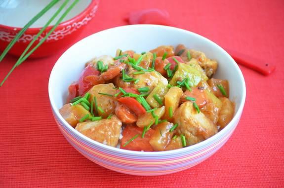 Курица в кисло-сладком соусе. самые простые пошаговые рецепты приготовления в домашних условиях