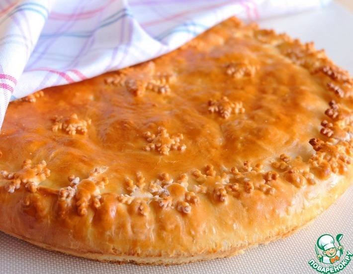 Пирог с капустой — лучшие рецепты. как правильно и вкусно готовить капустные пироги.