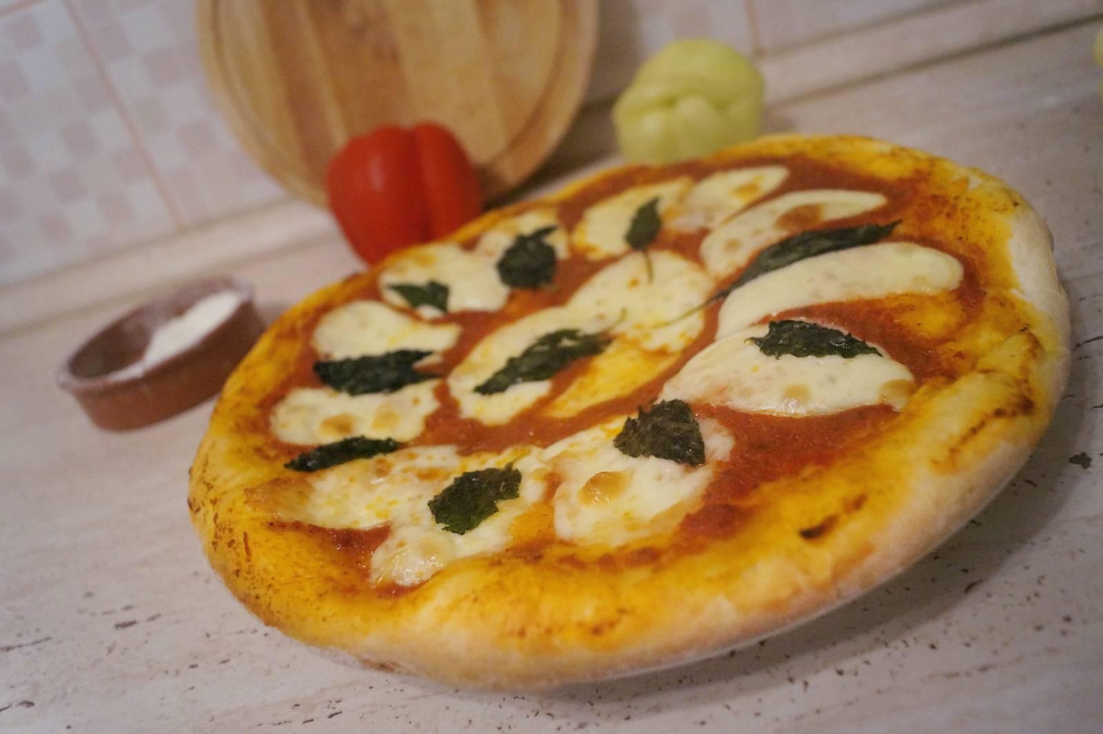 Легкие рецепты пиццы и теста для пиццы