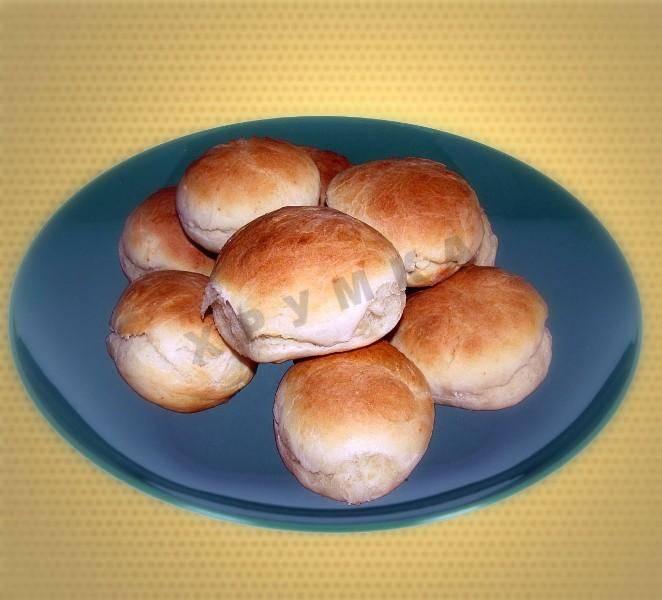 Булочки без дрожжей: лучшие рецепты на скорую руку