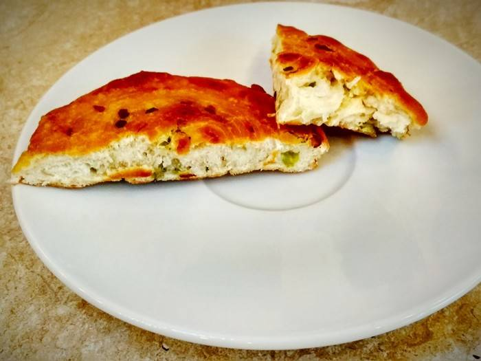Пицца из тортильи рецепт с фото