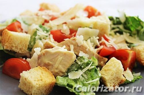 Салат с копченой курицей без майонеза