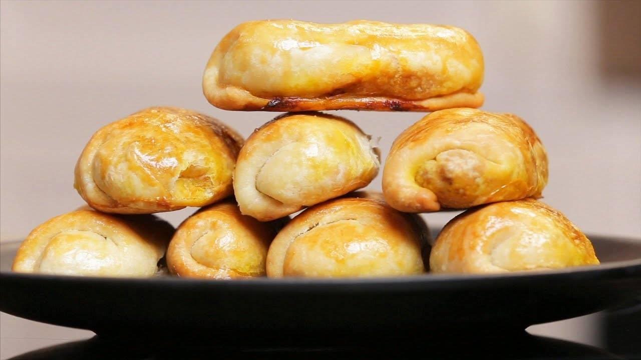 Молдавские пирожки с капустой - 11 пошаговых фото в рецепте