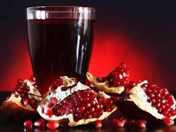 Гранатовый сок рецепт, польза и вред