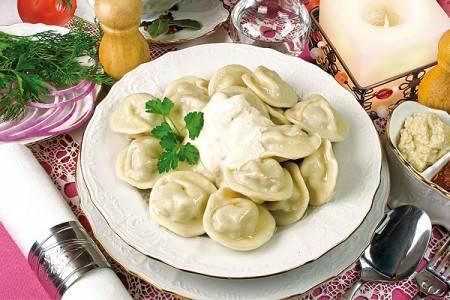 Пельмени из говядины: рецепты приготовления с фото пошагово