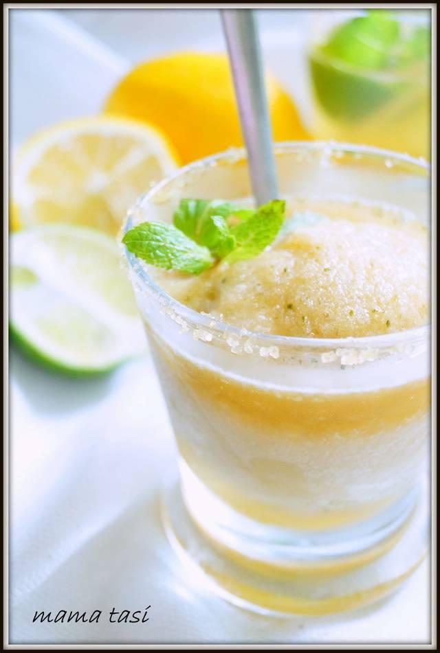 Как приготовить домашний лимонад: рецепт с фото