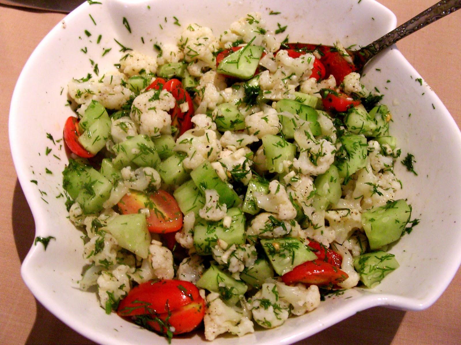 несложные салаты рецепты с фото эту