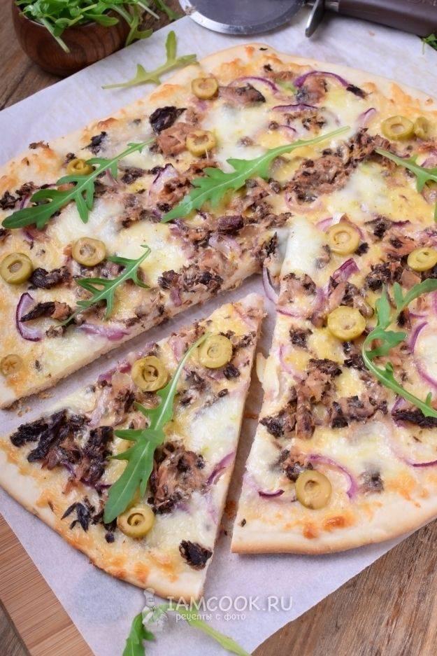 Быстрое дрожжевое тесто для пиццы: 7 очень вкусных рецептов