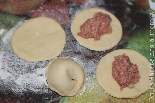 начинки для пельменей. рецепты от сибмам