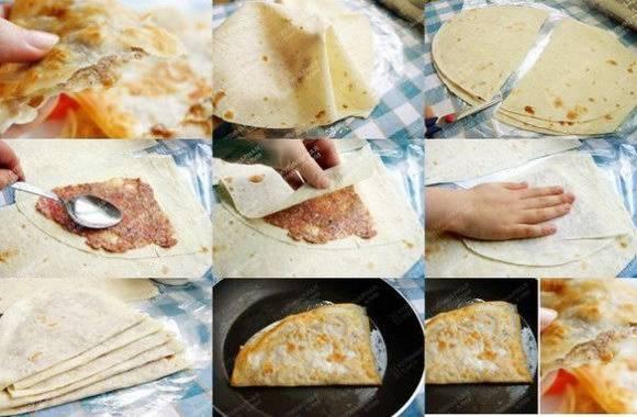 Чебуреки - рецепты