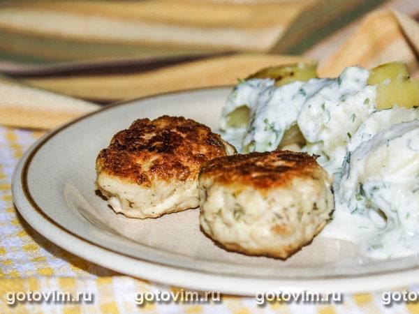 Куриное филе в йогуртовом соусе - рецепт с фотографиями - patee. рецепты