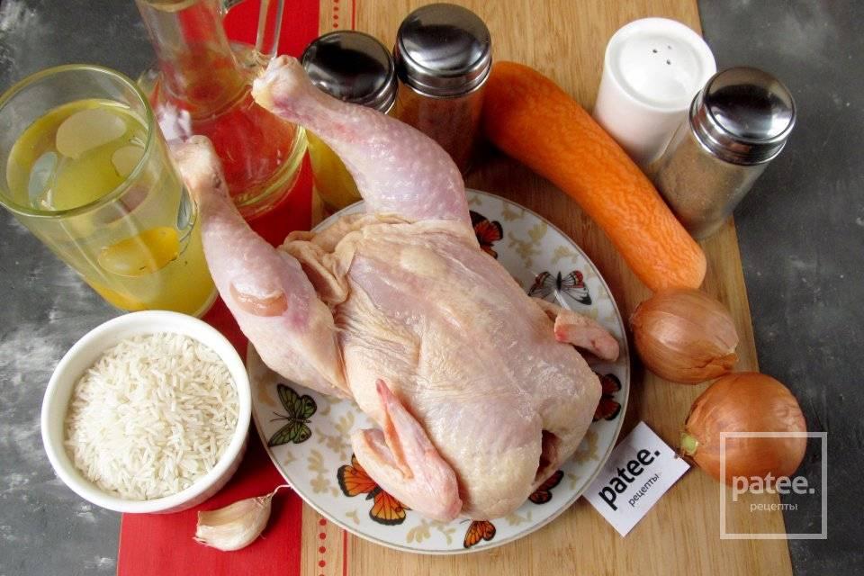 Курица запеченная в сливках
