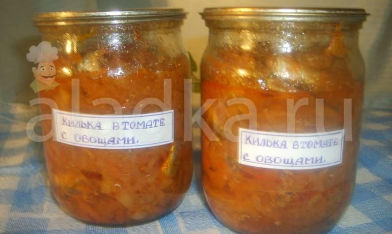 Килька в томатном соусе — лучшие рецепты в домашних условиях