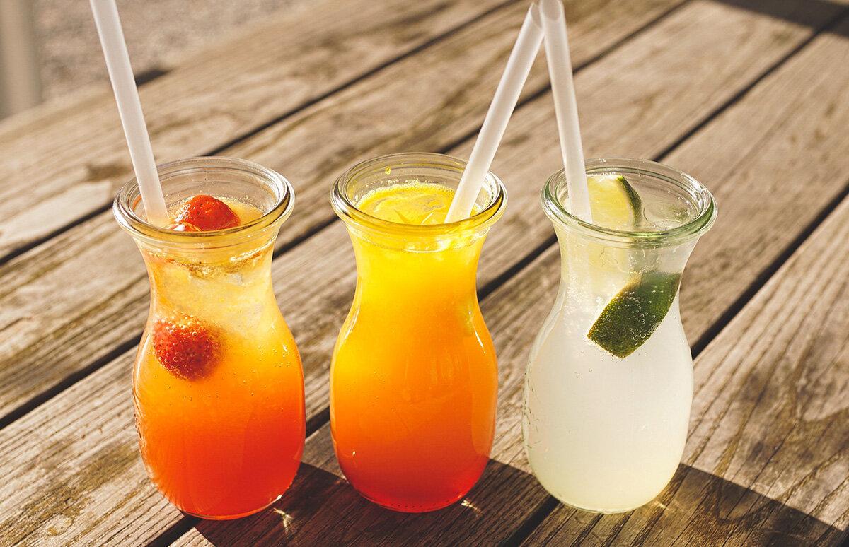 Домашний лимонад: рецепт с фото