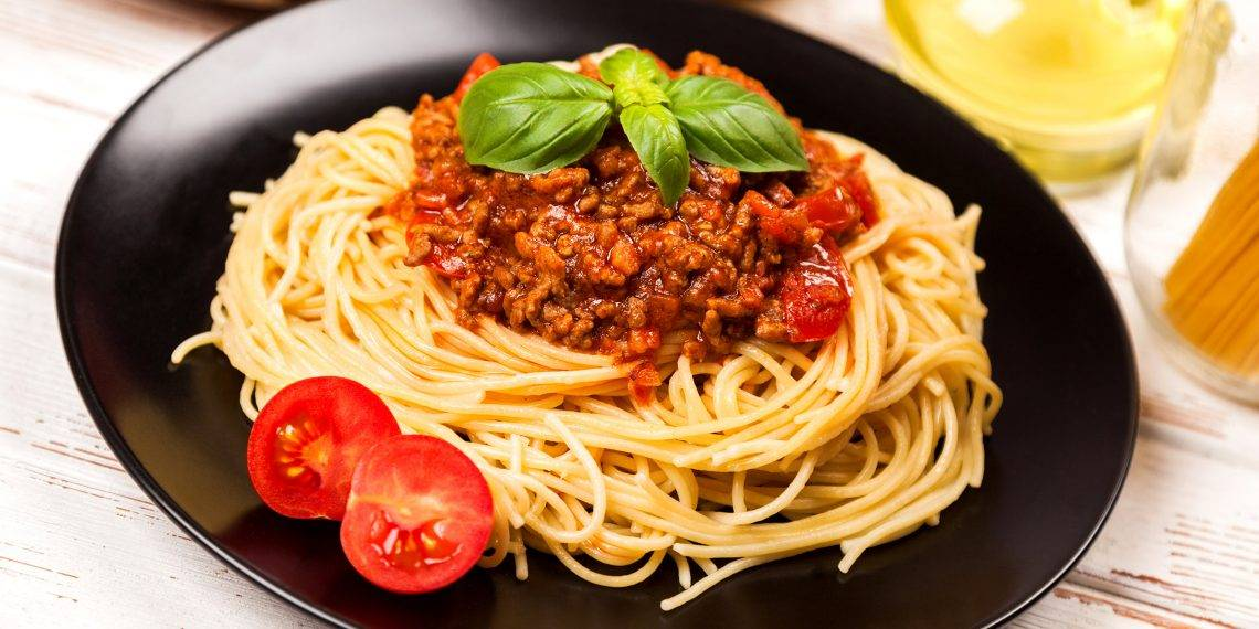 Паста с морепродуктами – ужин за 15 минут