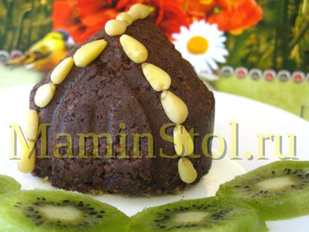 Как приготовить шоколадный торт «горячая лава»